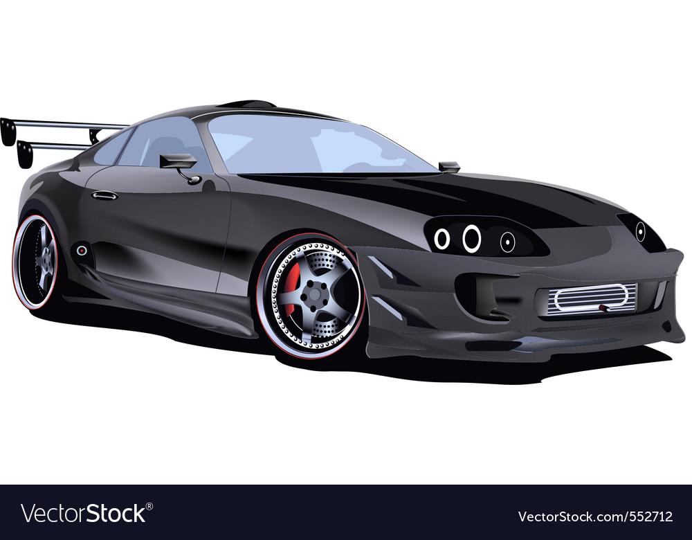 Supra concept vector image