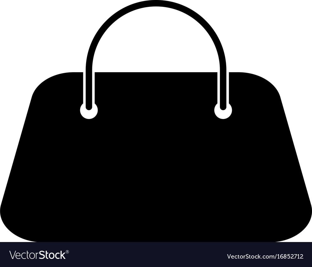 Woman bag Royalty Free Vector Image - VectorStock dea14489ba