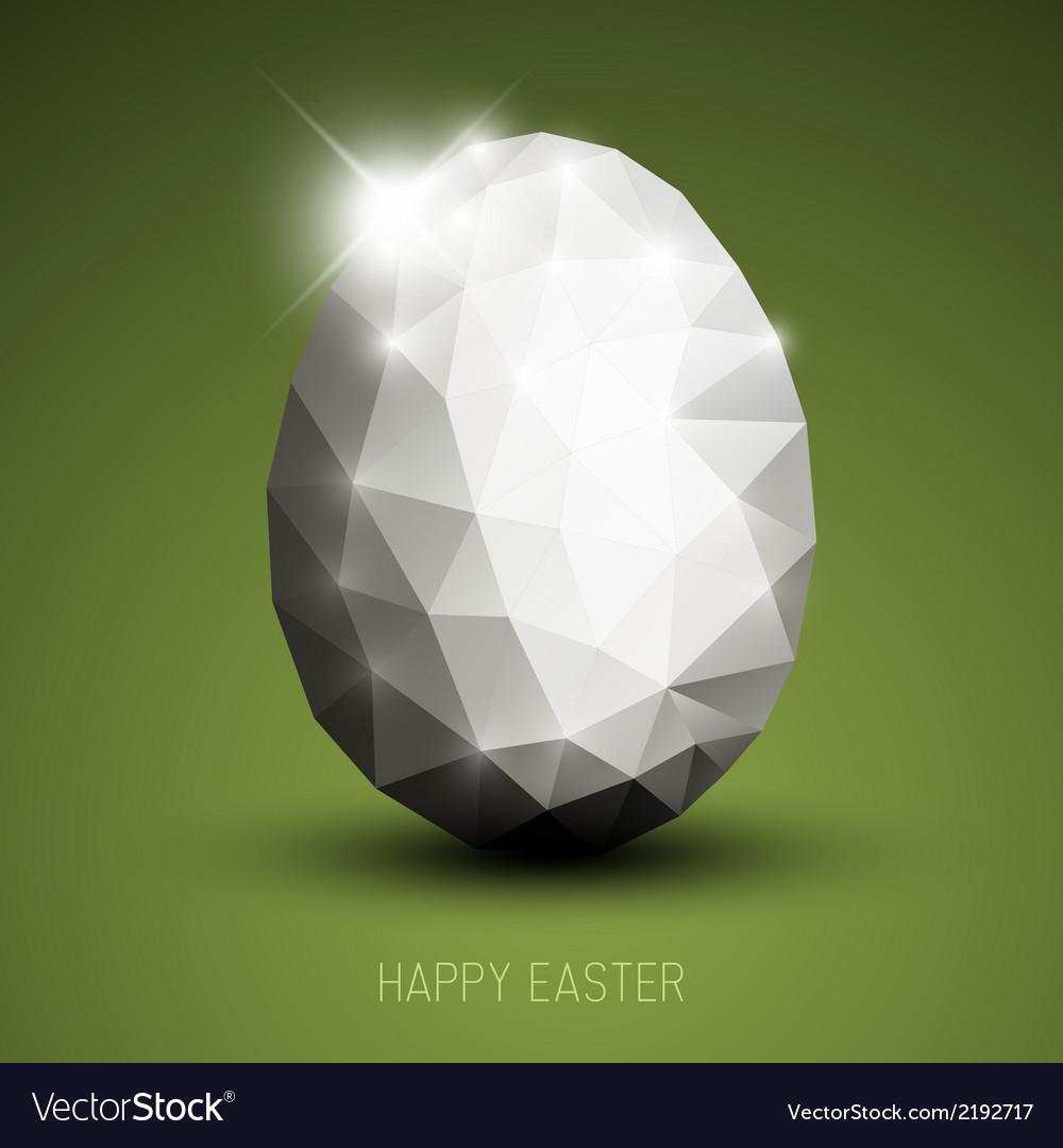 Modern easter egg