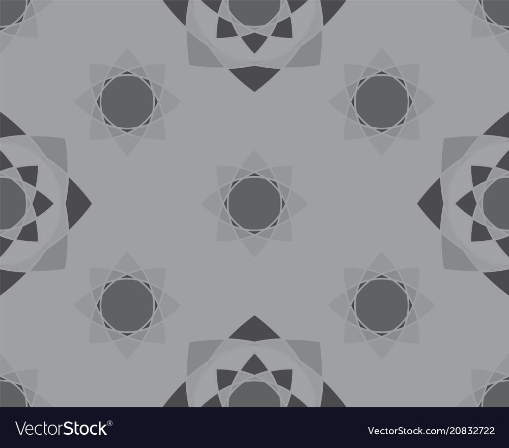 Elegant ornaments geometric mandala