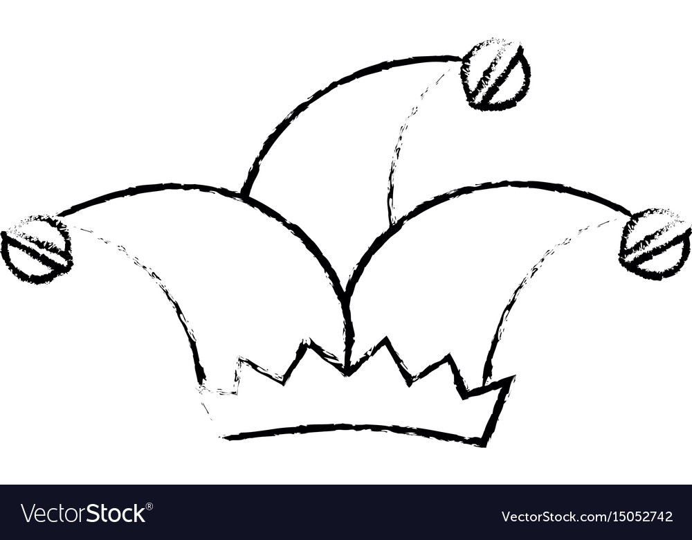 Joker cap hat
