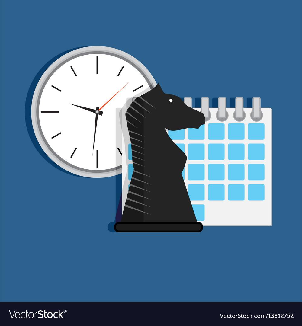 Strategy time organization