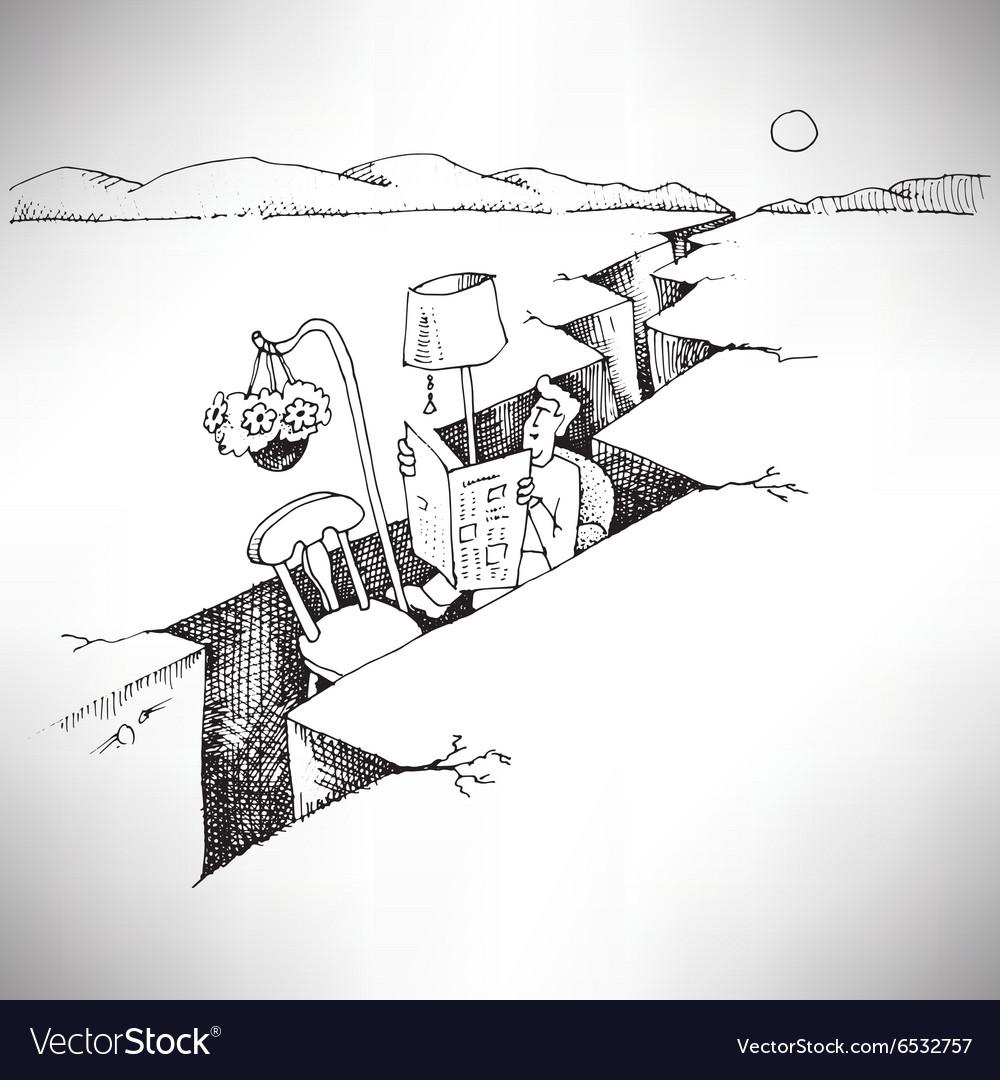 Rut Cartoon