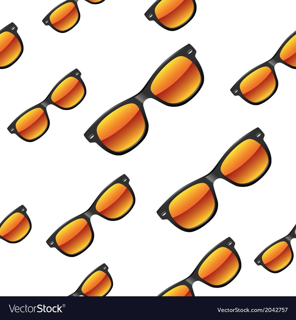 Sun glasses background