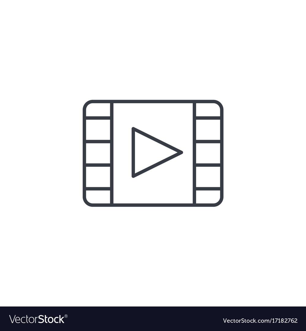 Video frame movie film cinema media player