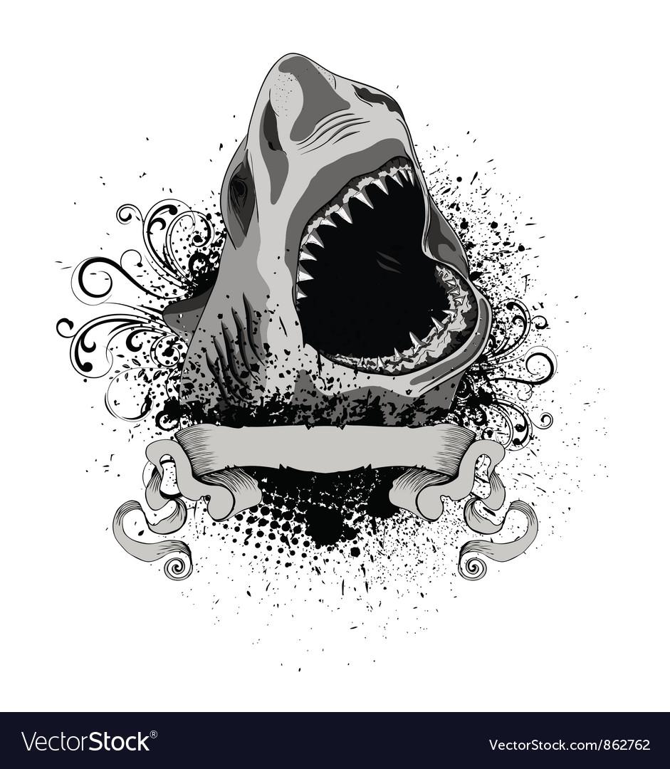 Vintage t shirt design vector image