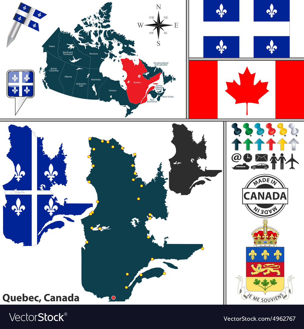 Map of Quebec Map Quebec on st. lawrence river map, st. augustine map, scotland map, new orleans map, usa map, mexico map, maine map, ontario map, montreal map, great lakes map, nova scotia map, manitoba map, canada map, houston map, brazil map, british columbia map, sweden map, new brunswick map, north america map, minnesota map,