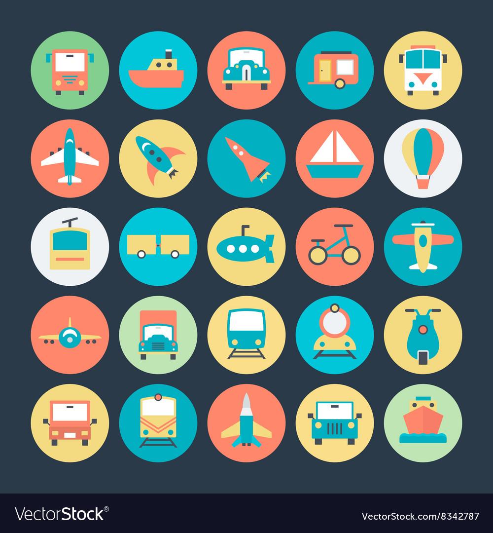 Transport Icons 1