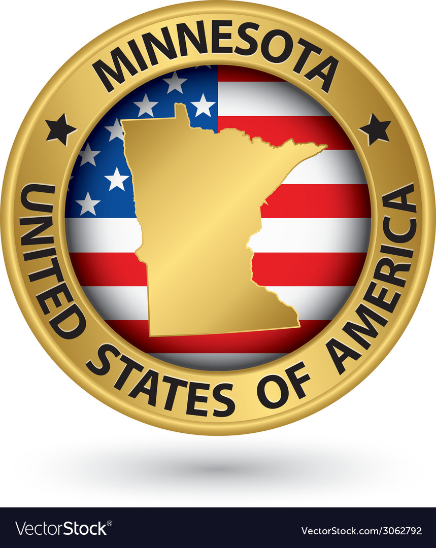 Minnesota State Flag Vector Images 72