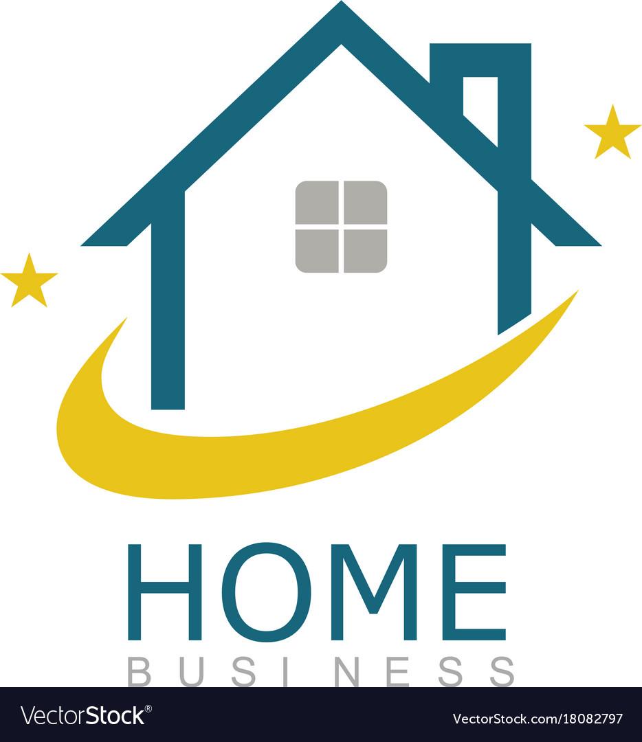 Line home business logo