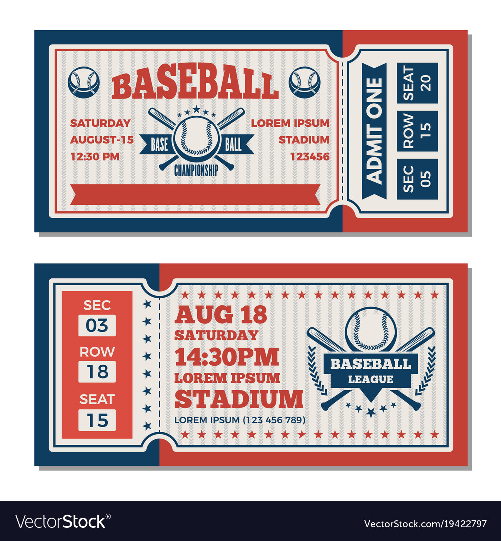 best baseball ticket template photos baseball ticket place cards photo gallery wedding. Black Bedroom Furniture Sets. Home Design Ideas