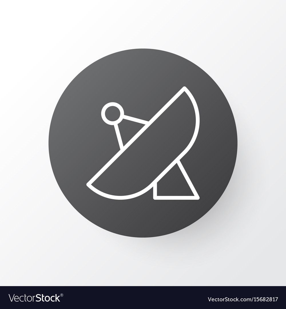 Sputnik icon symbol premium quality isolated