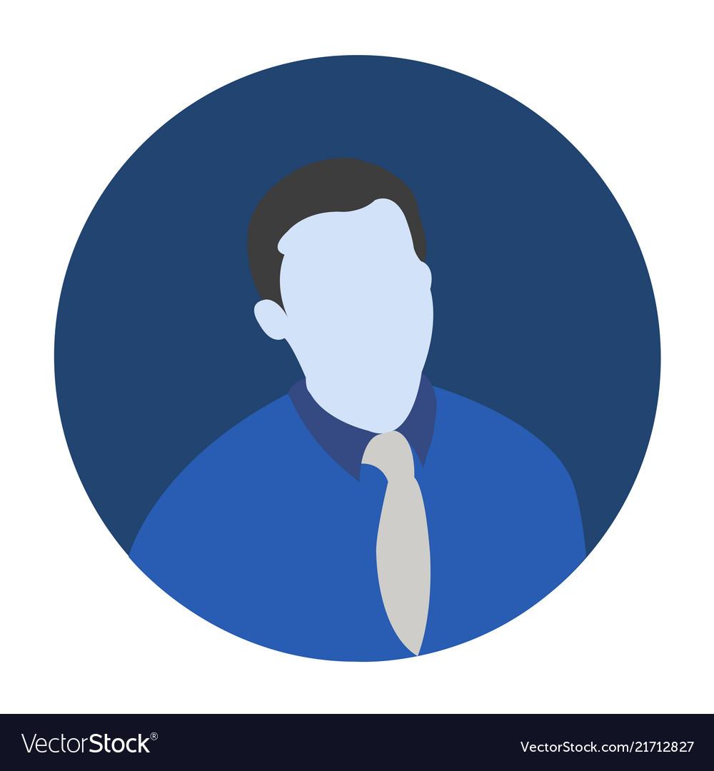Avatar icon man avatar man cartoon