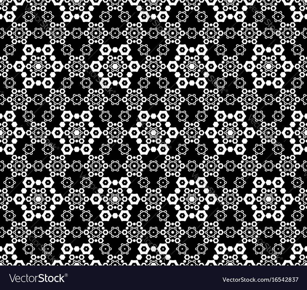 Seamless texture subtle geometric pattern vector image
