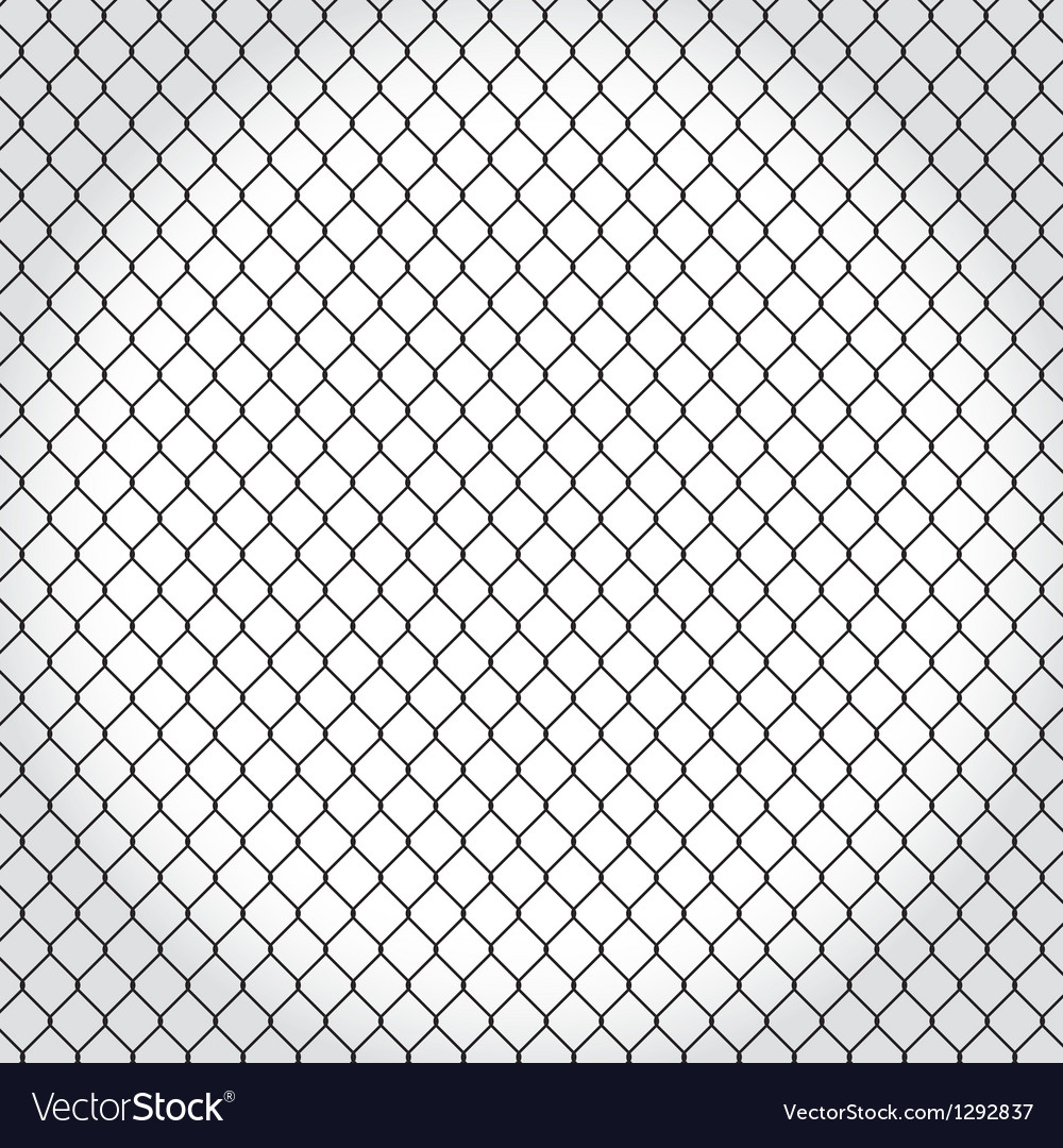 Wire fence Royalty Free Vector Image - VectorStock