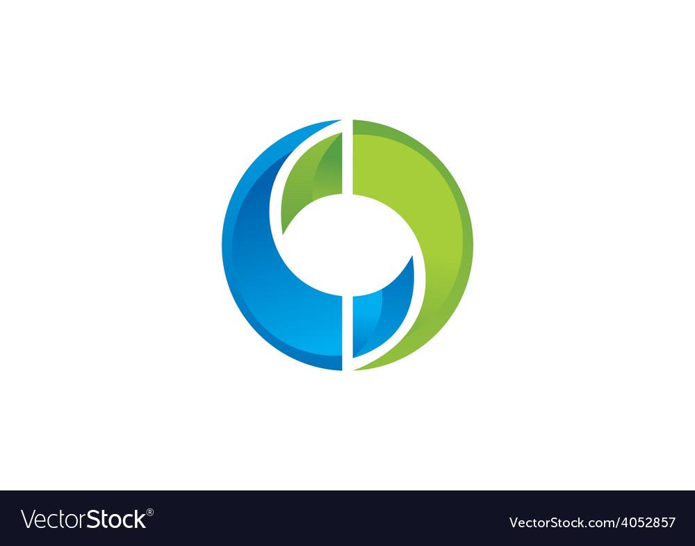 Circle infinity technology logo