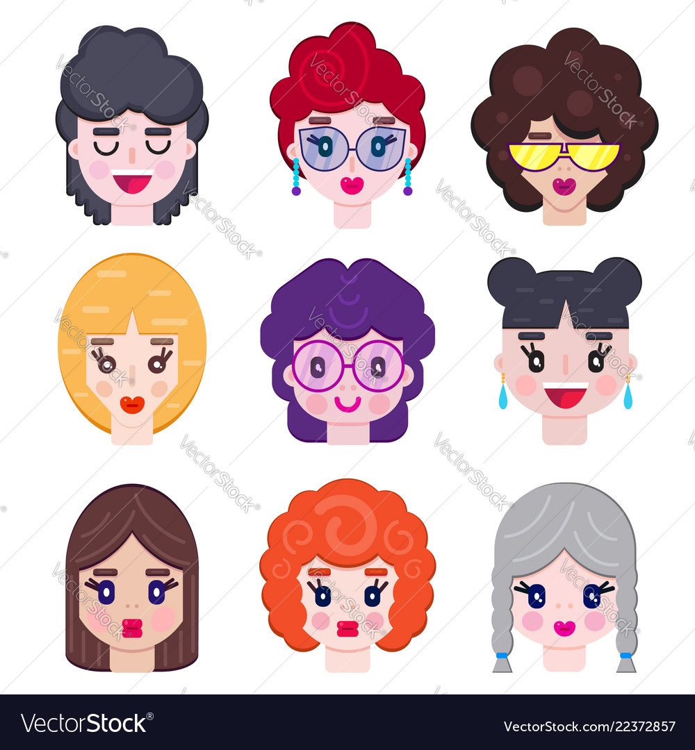 Set girls avatar
