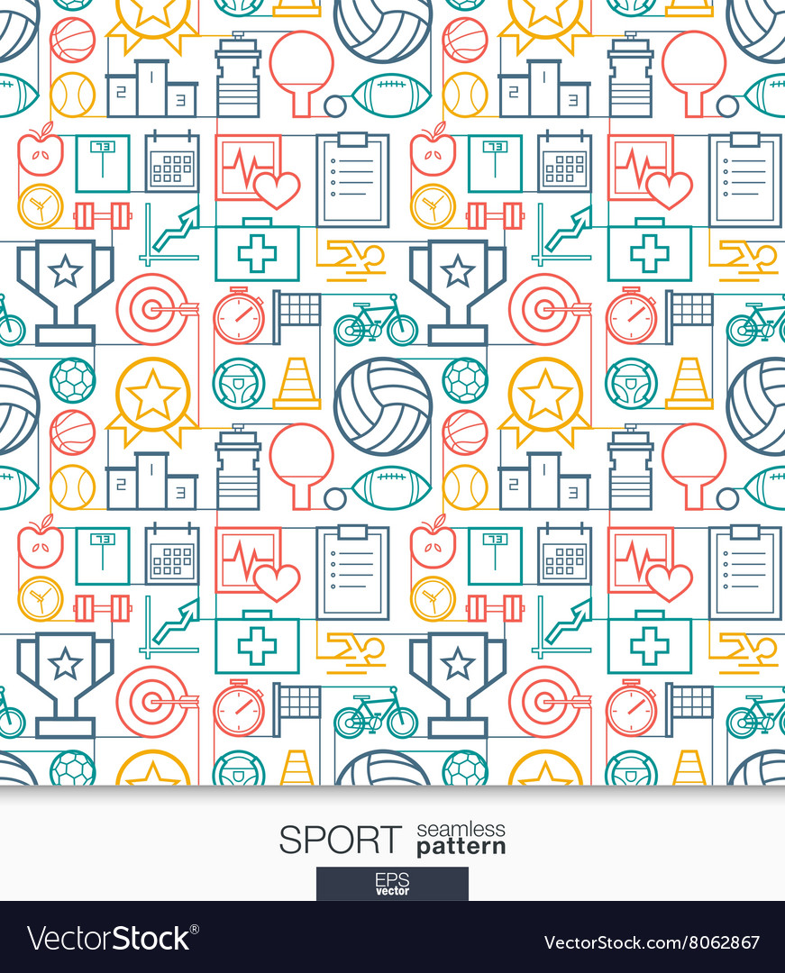 Sport and fitness wallpaper game connected
