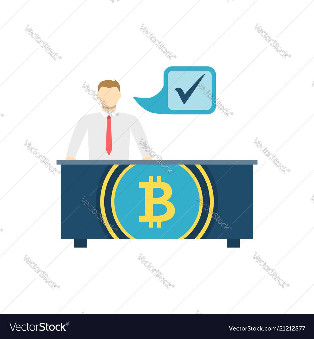 Otc trading flat related icon
