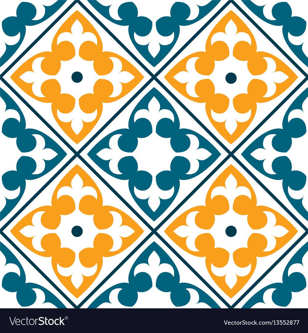 Spanish Kitchen Tile Flooring