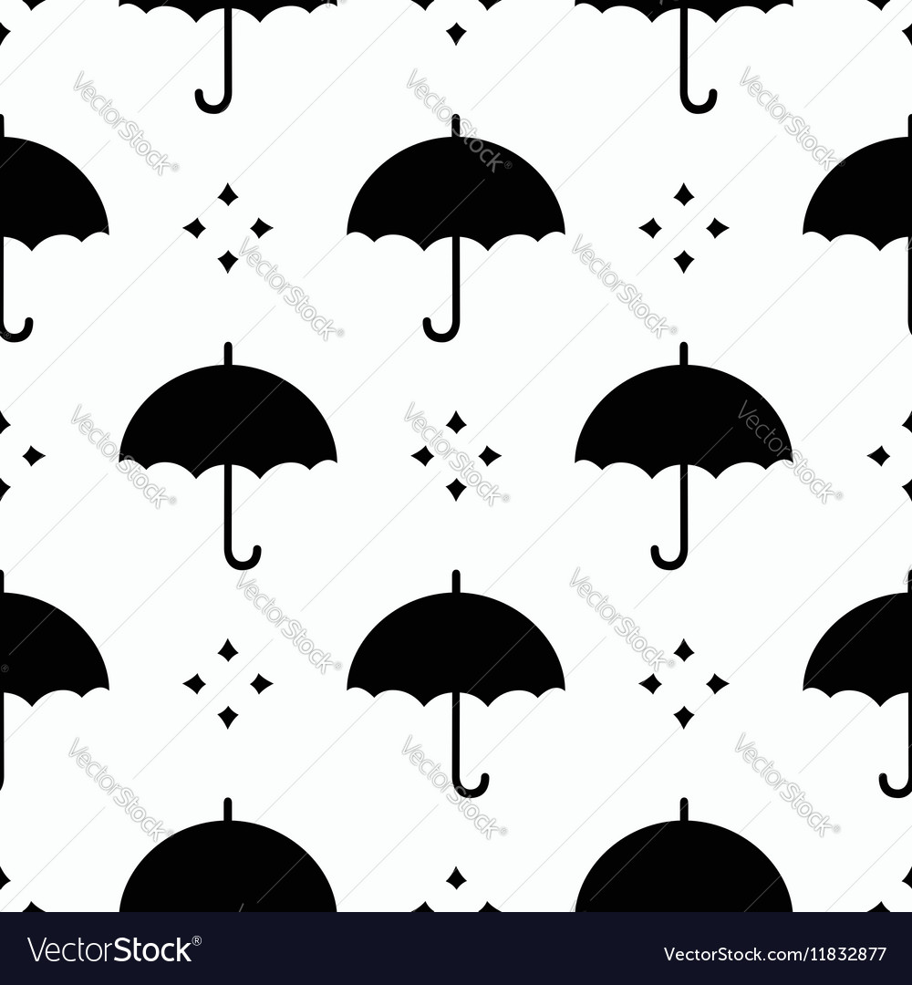 Umbrella Pattern Cool Design