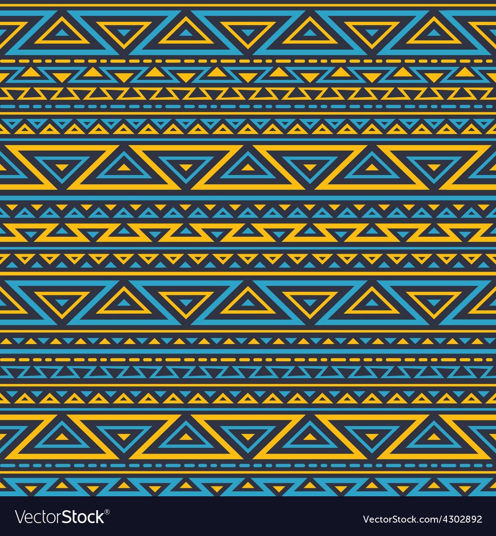 Dark seamless geometrical background