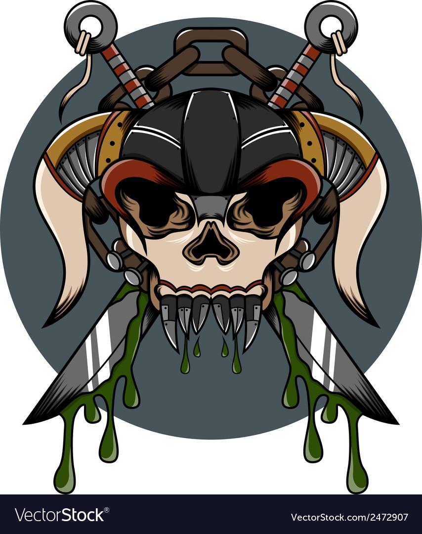 Skull demon hardcore