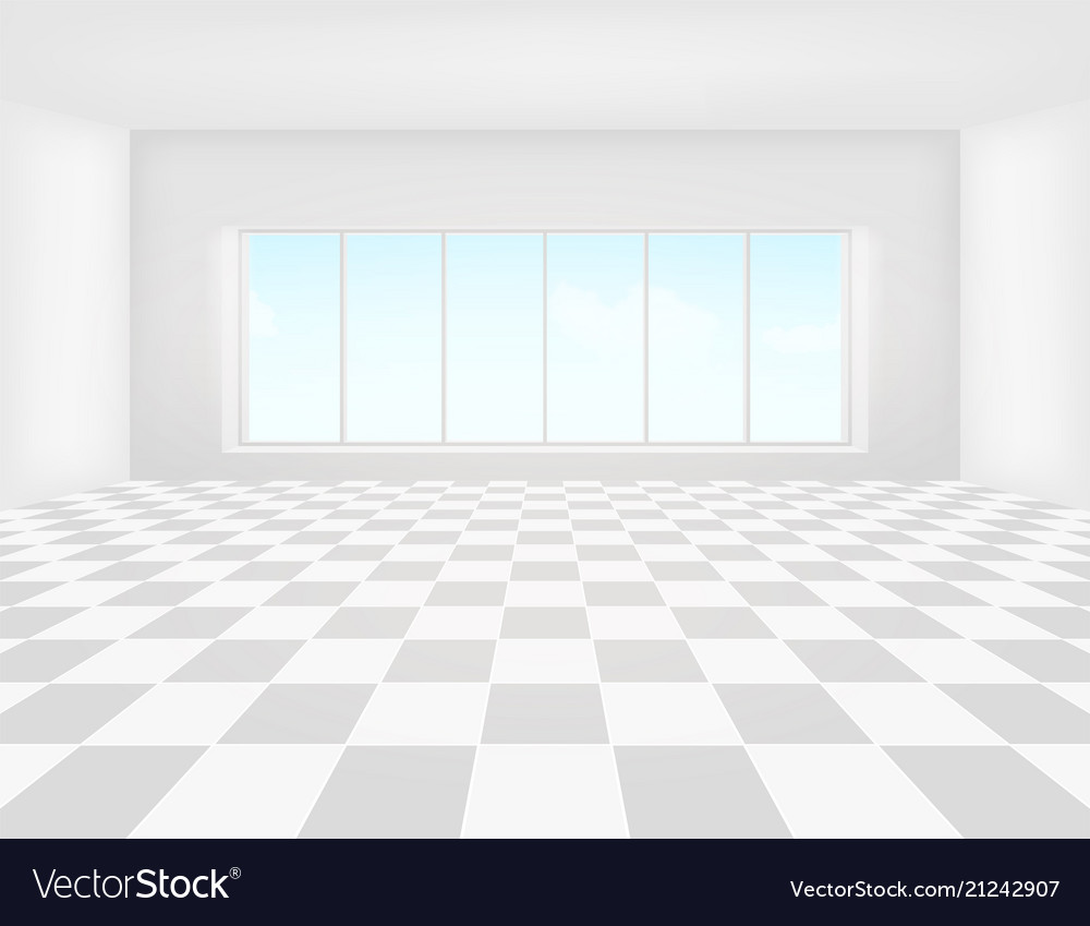 Tile floor background