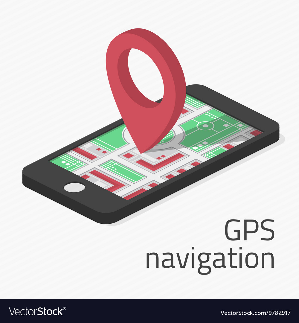 GPS navigation in phone
