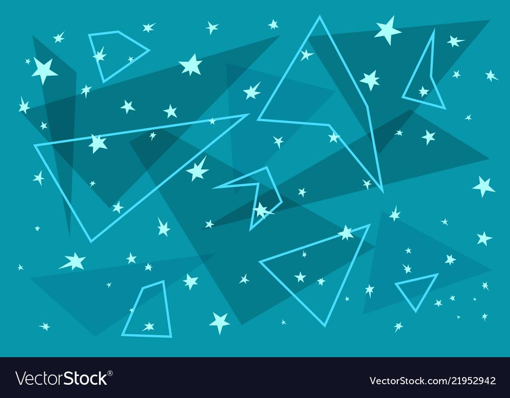 Constellations star background
