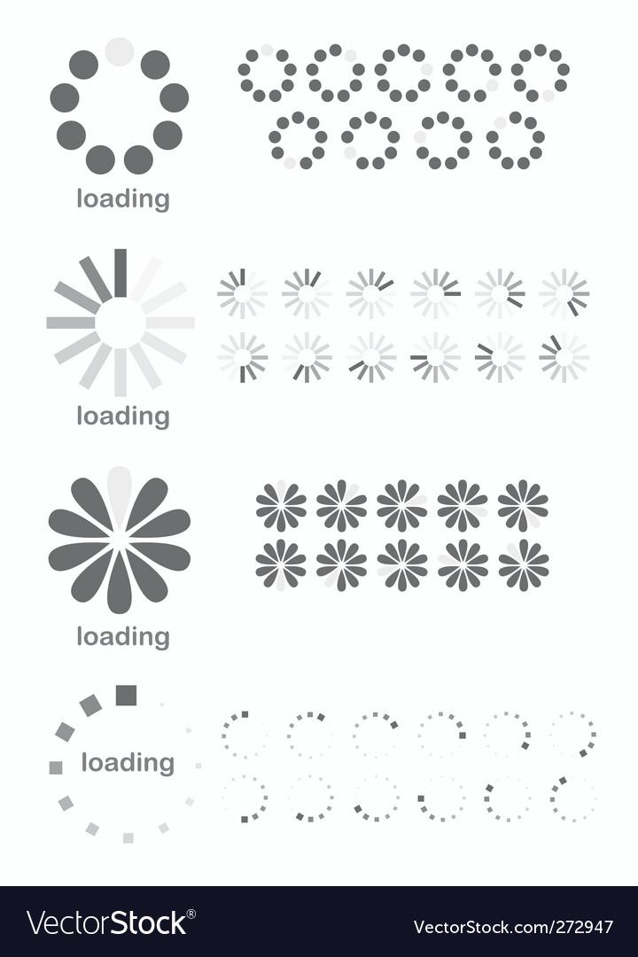 Loading symbols