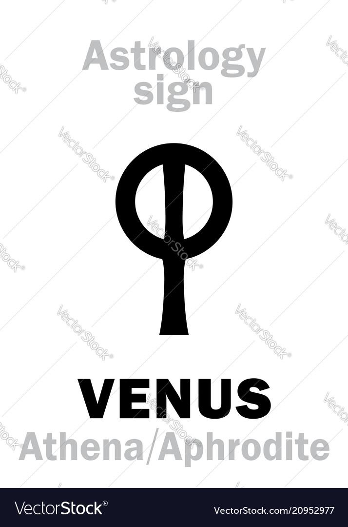 Astrology planet venus
