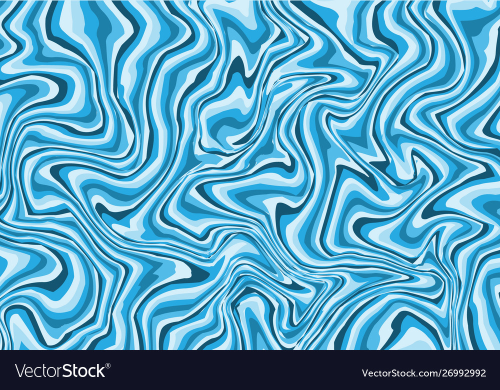 Abstract blue tone marble background