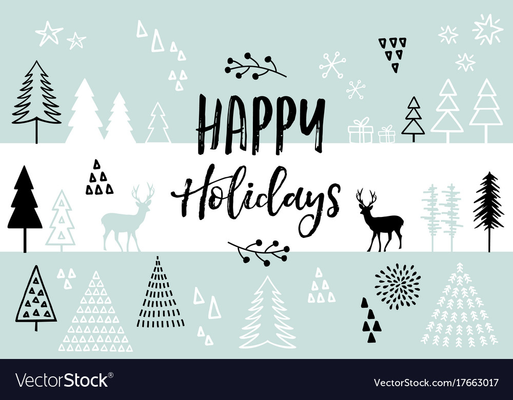 Christmas card background christmas card