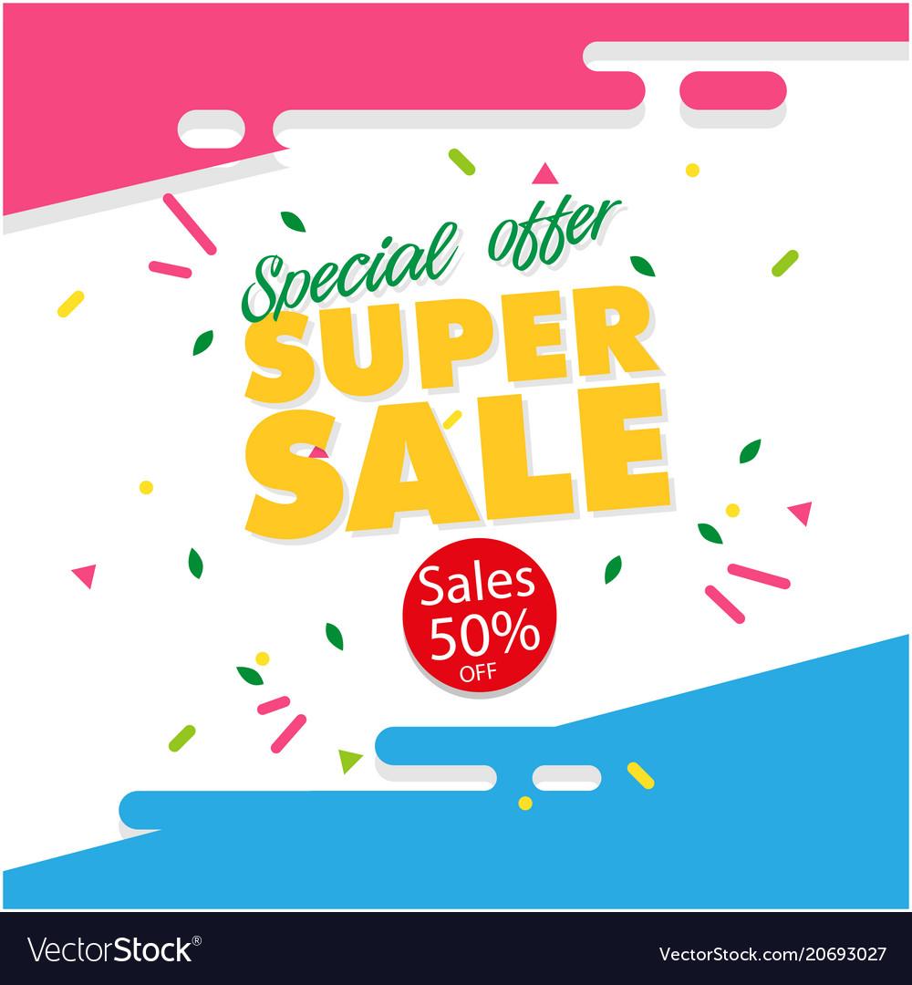 Special offer super sale 50 off image