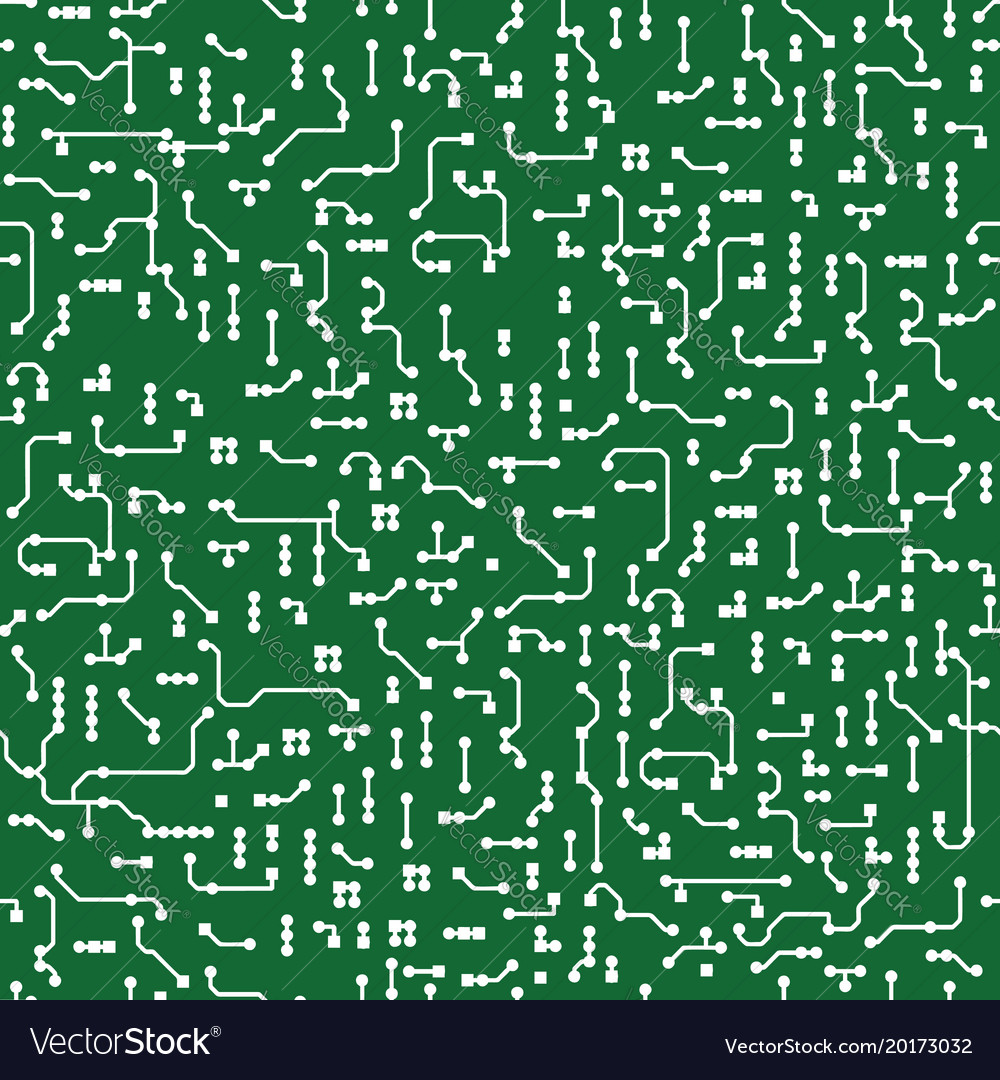 Seamless background in pcb-layout style