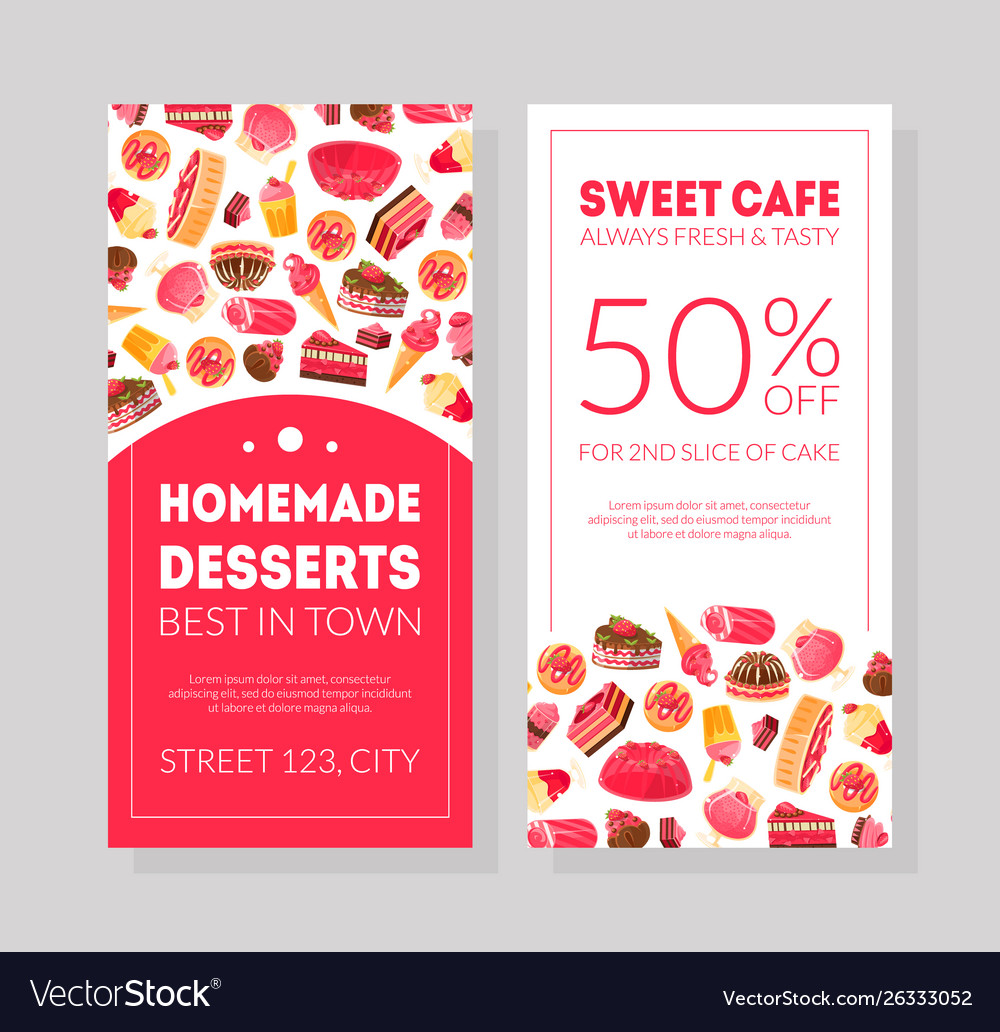 Homemade desserts best best in town sweets cafe
