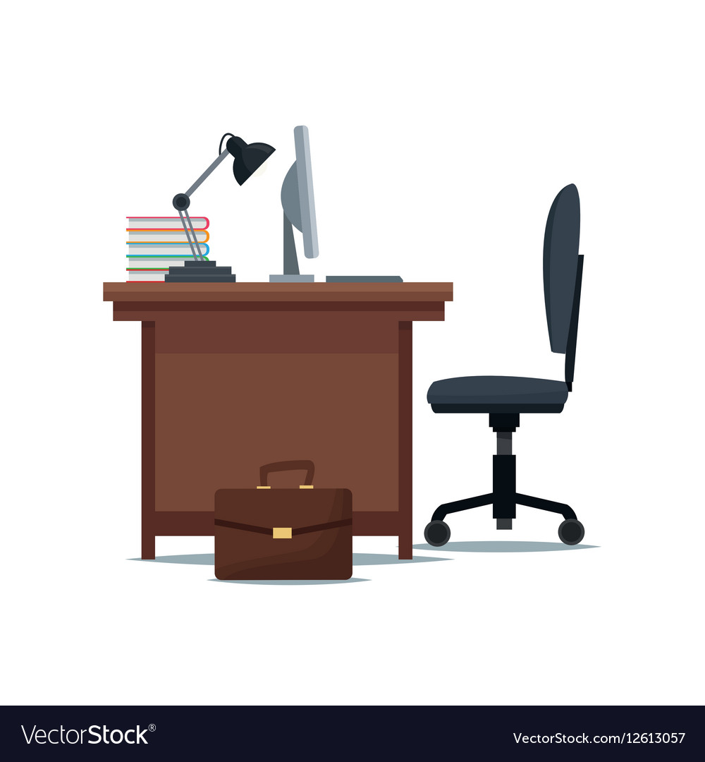 Cool Office Desk Chair Computer Lamp Books Suitcase Download Free Architecture Designs Ogrambritishbridgeorg