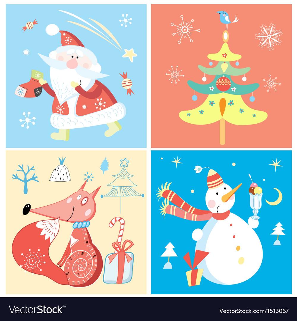 Set christmas