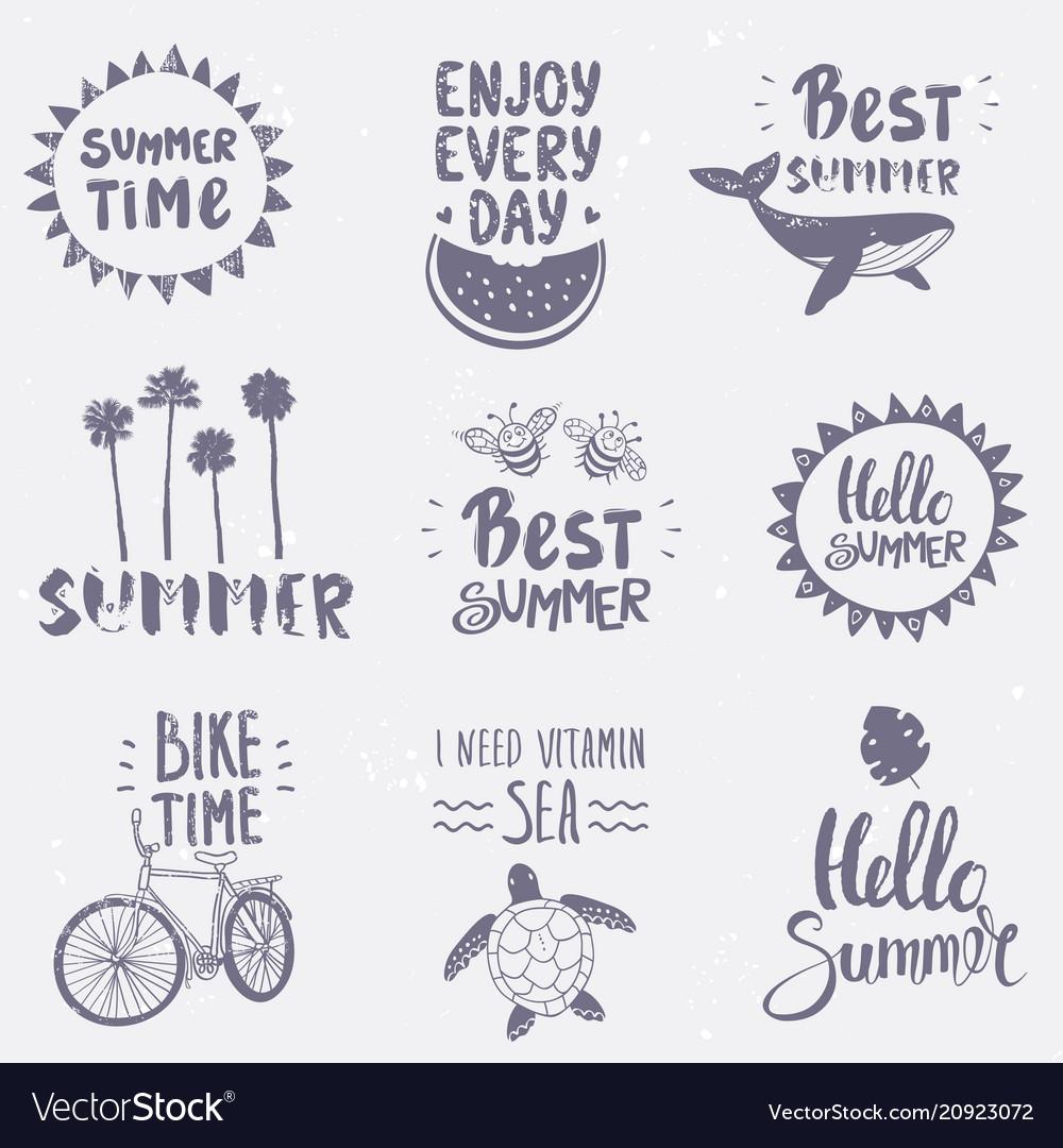 Set summer