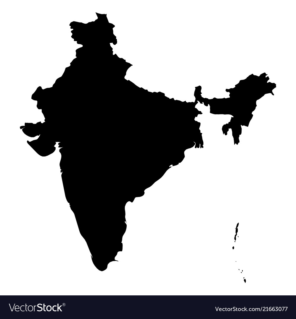 India - solid black silhouette map of country area on india neighborhood map, gauhati india map, india uttarakhand rishikesh, india physical and political map, green india map, hindu kush mountains map, india state map, united states of america, rural india map, world map, south asia map, india map with bodies of water, india map recent, india continent map, taj mahal india location on map, india russia map, india hampi map, india physical map of rivers, india animal symbol, india khyber pass location, sri lanka, export by countries map,