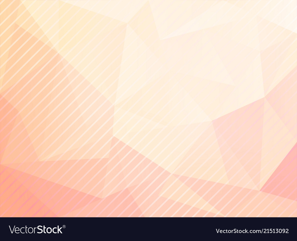 Abstract low poly triangles pattern with diagonal