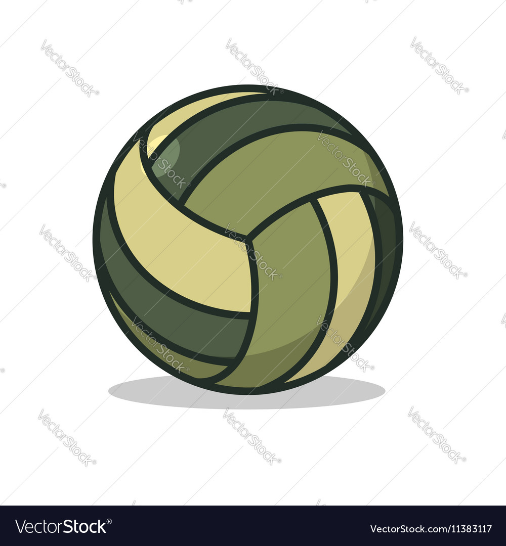 Military sport ball Army Sports accessory for