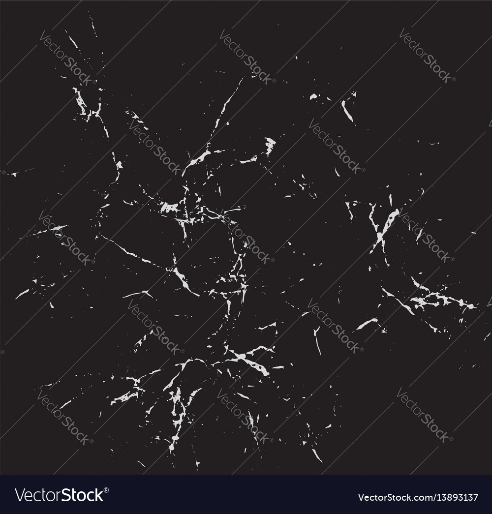 Grunge texture dark background vector image
