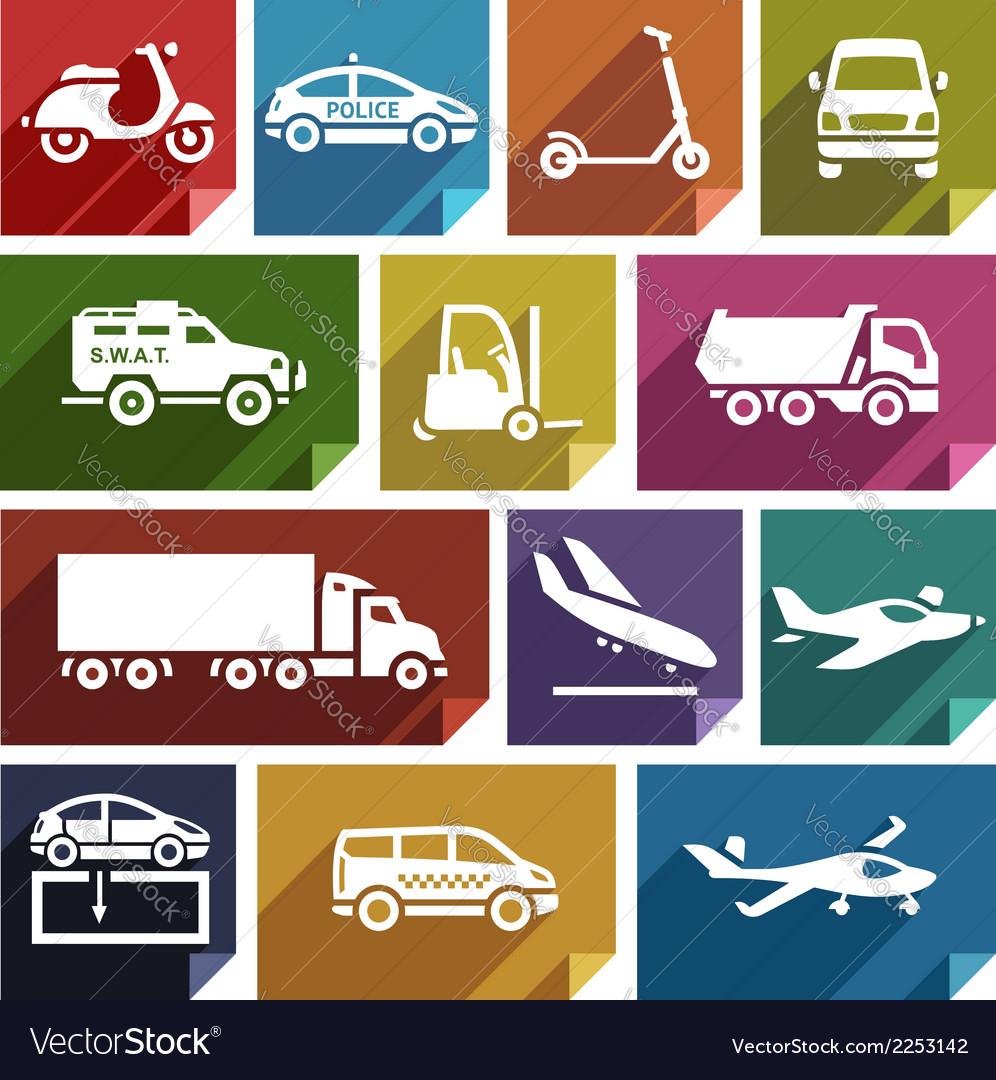 Transport flat icon-05