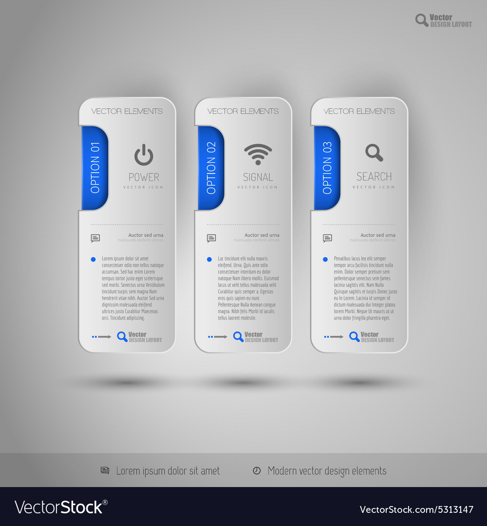 Design elements infographics layout and web pages