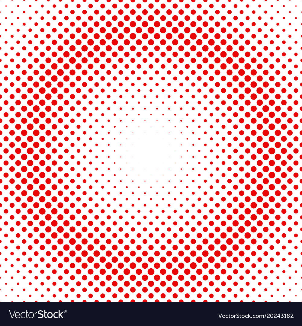 Simple abstract halftone dot background pattern