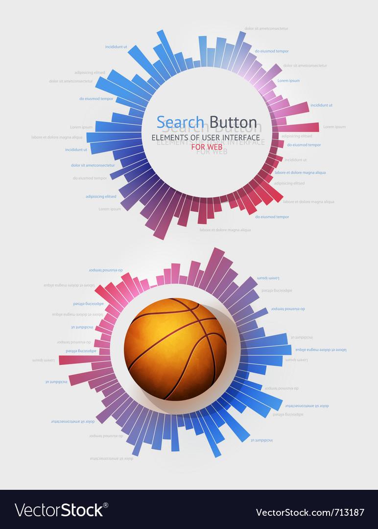 Elements infographics