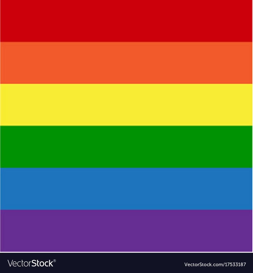 Lgbt rainbow flag gay colors