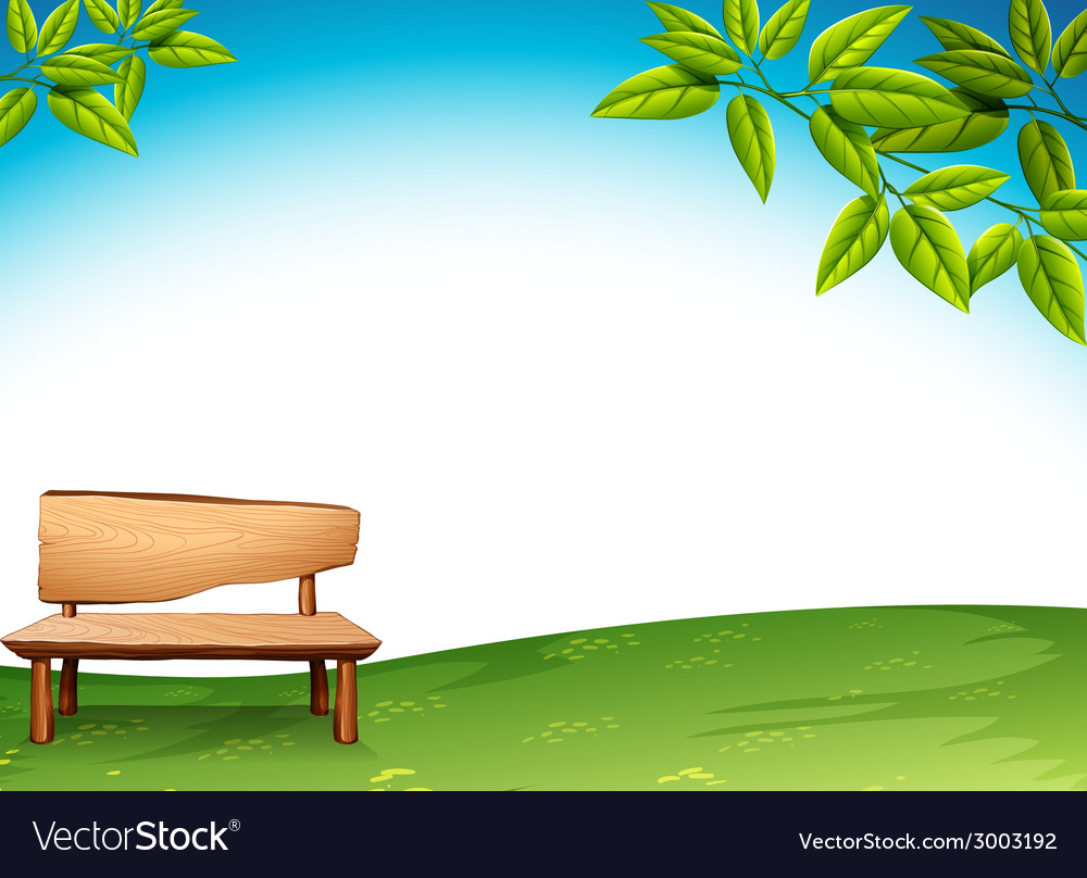 Surprising A Wooden Bench Pdpeps Interior Chair Design Pdpepsorg